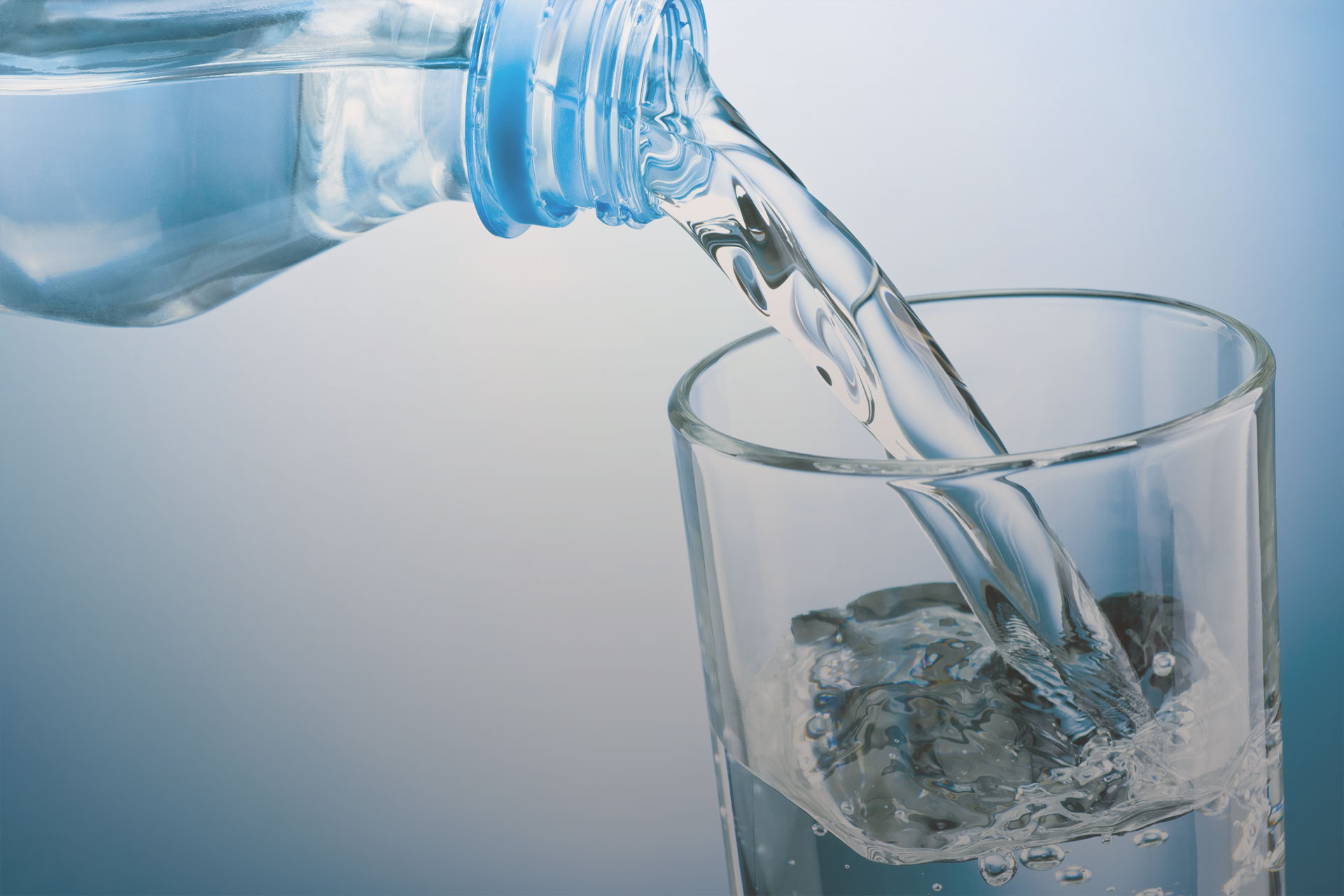 il residuo fisso nelle acque minerali